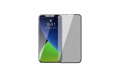Folie Privacy iPhone 12 Mini, din sticla