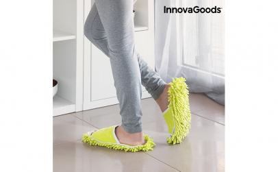 Papuci de casa mop microfibra