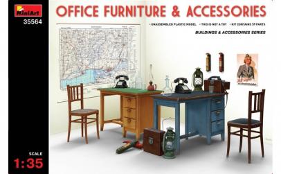 1:35 Office Furniture