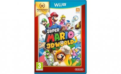 Joc Super Mario 3D World pentru Nintendo