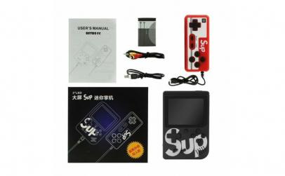 Mini consola portabila jocuri retro