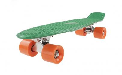 """Skateboard Retro Penny, Verde, 22"""""""