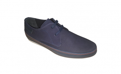 Pantofi-tenisi casual din piele, barbati