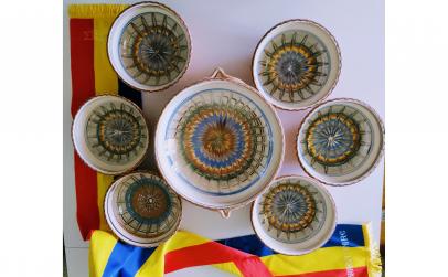 Set traditional ciorba