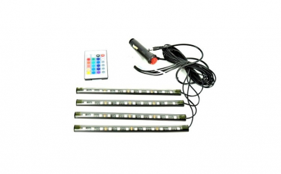 Kit banda led Smd Rgb interior Elegant