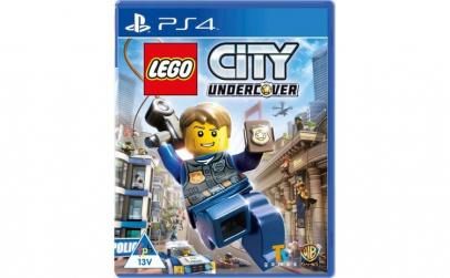 Joc Lego City Undercover pentru