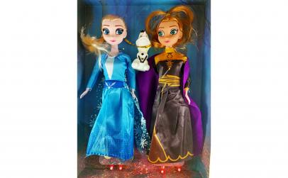 Set Frozen - Anna si Elsa Muzicale