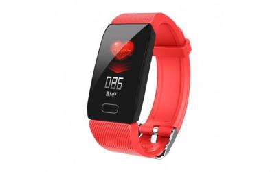 Bratara Fitness Smart Techstar® Q1 Rosu