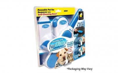 Dispozitiv de curatare par animale/scame