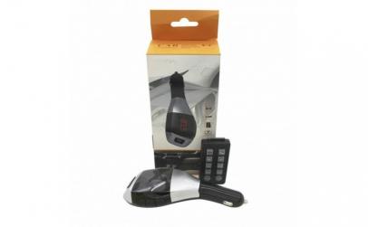 Modulator auto FM X7 cu telecomanda