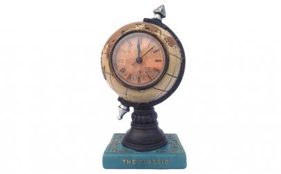 Pusculita - glob pamantesc cu ceas 3x26