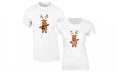 Set de tricouri pentru cupluri