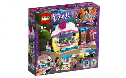 LEGO Friends, Cafeneaua cu briose