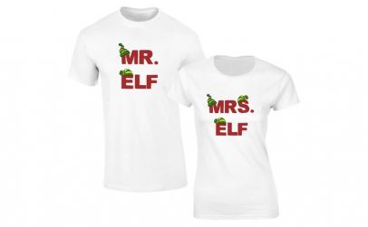 Set de tricouri pentru cupluri MR