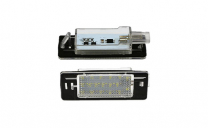 Set Lampi LED numar OPEL Vectra C break