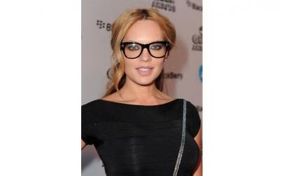 Ochelari fashion cu lentile transparente