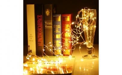Fir LED decorativ - 10m