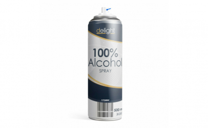 Spray Alcool 100% - 500 ml