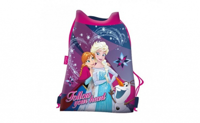 SACULET FITNESS DISNEY FROZEN FOLLOW