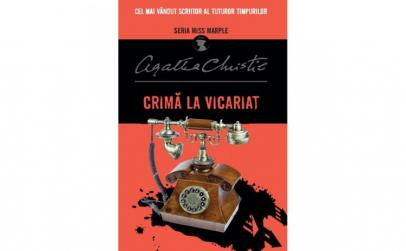 Crima La Vicariat. Agatha Christie