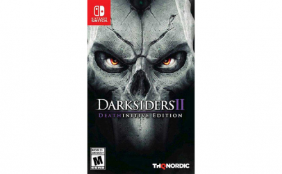 Joc Darksiders II Deathinitive Edition