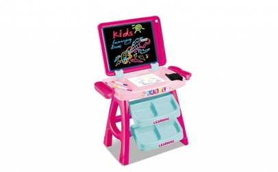 Tabla desen 3 in 1 Easel Pink