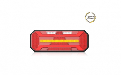 Lampa stop camion LED