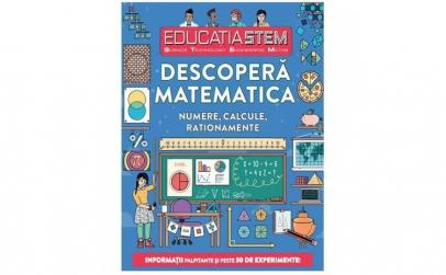 Educatia Stem. Descopera matematica.
