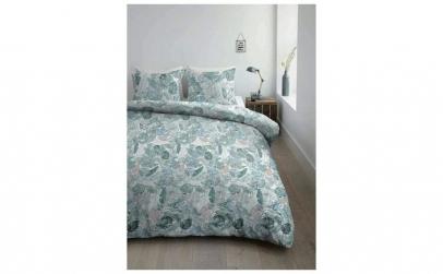 Lenjerie de pat, Rain forest bleu