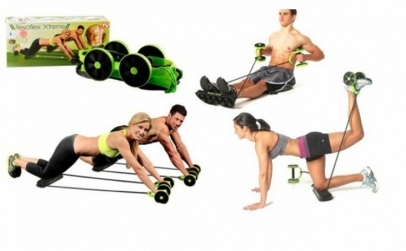 Aparat de fitness multifunctional