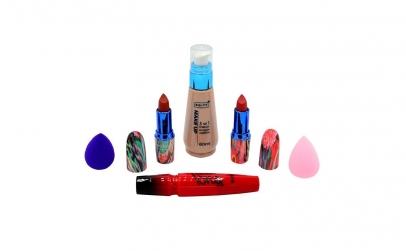 Set machiaj 6 piese Makeup Beauty