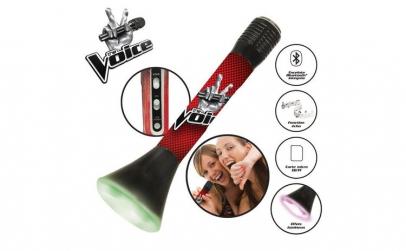 Microfon karaoke copii cu Bluetooth