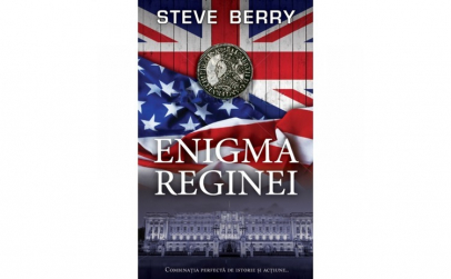 Enigma reginei - Steve Berry