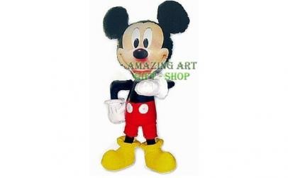 Mickey gomflabil 52cm