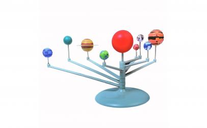 Joc educativ primul planetariu pentru co