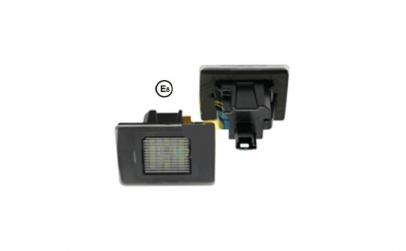 Set Lampi LED numar MERCEDES GL X166
