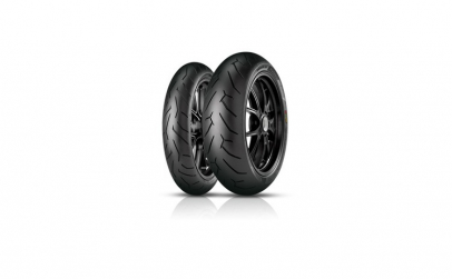 Anvelopa moto asfalt Sports tyre