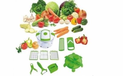 Razatoare multifunctionala pentru salata