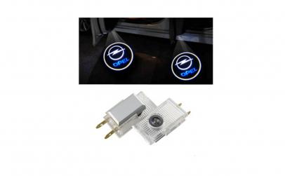 Holograma cu led pentru Opel
