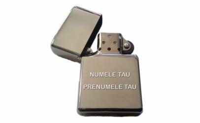 Bricheta metalica personalizata