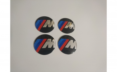 Stickere capac central Bmw M