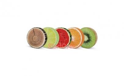 Perna rotunda - in forma de fructe