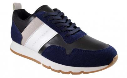 Pantofi Barbati Casual Sport Bleumarin