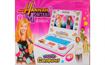 Laptop Hannah Montana