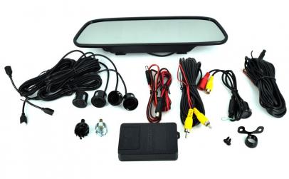 Senzori parcare si sistem video