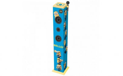 SISTEM AUDIO BLUETOOTH KARAOKE HAPPY