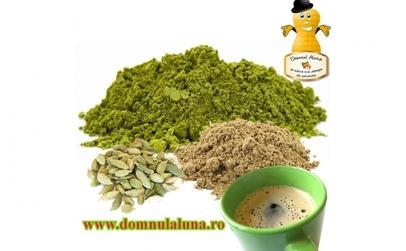 Slabesti usor cu Cafea Verde
