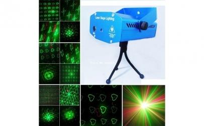 Laser ce proiecteaza diverse forme