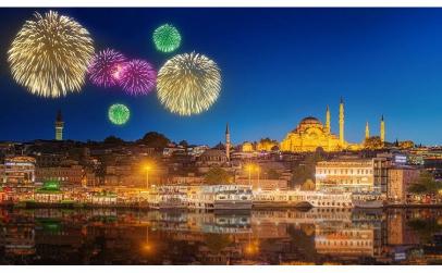 Revelion in Istanbul - 4 nopti