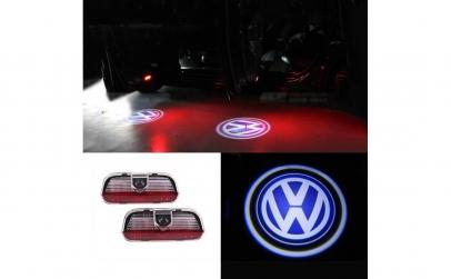 Holograma cu led Volkswagen